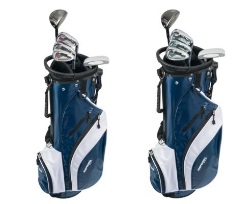 Zelos Set Basic Golfset Komperdell