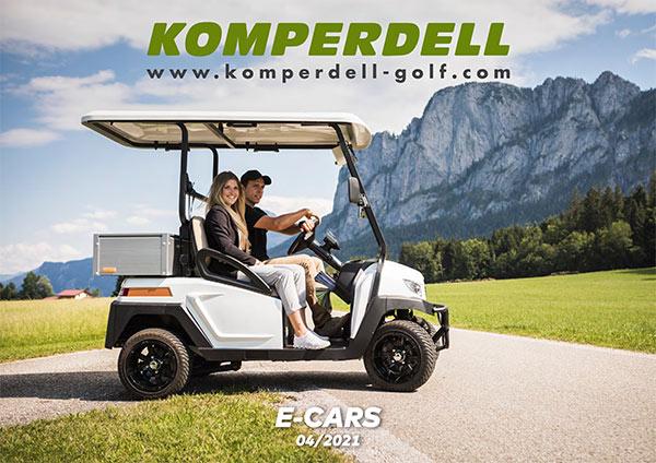 Golf-Car-Catalogue 2021