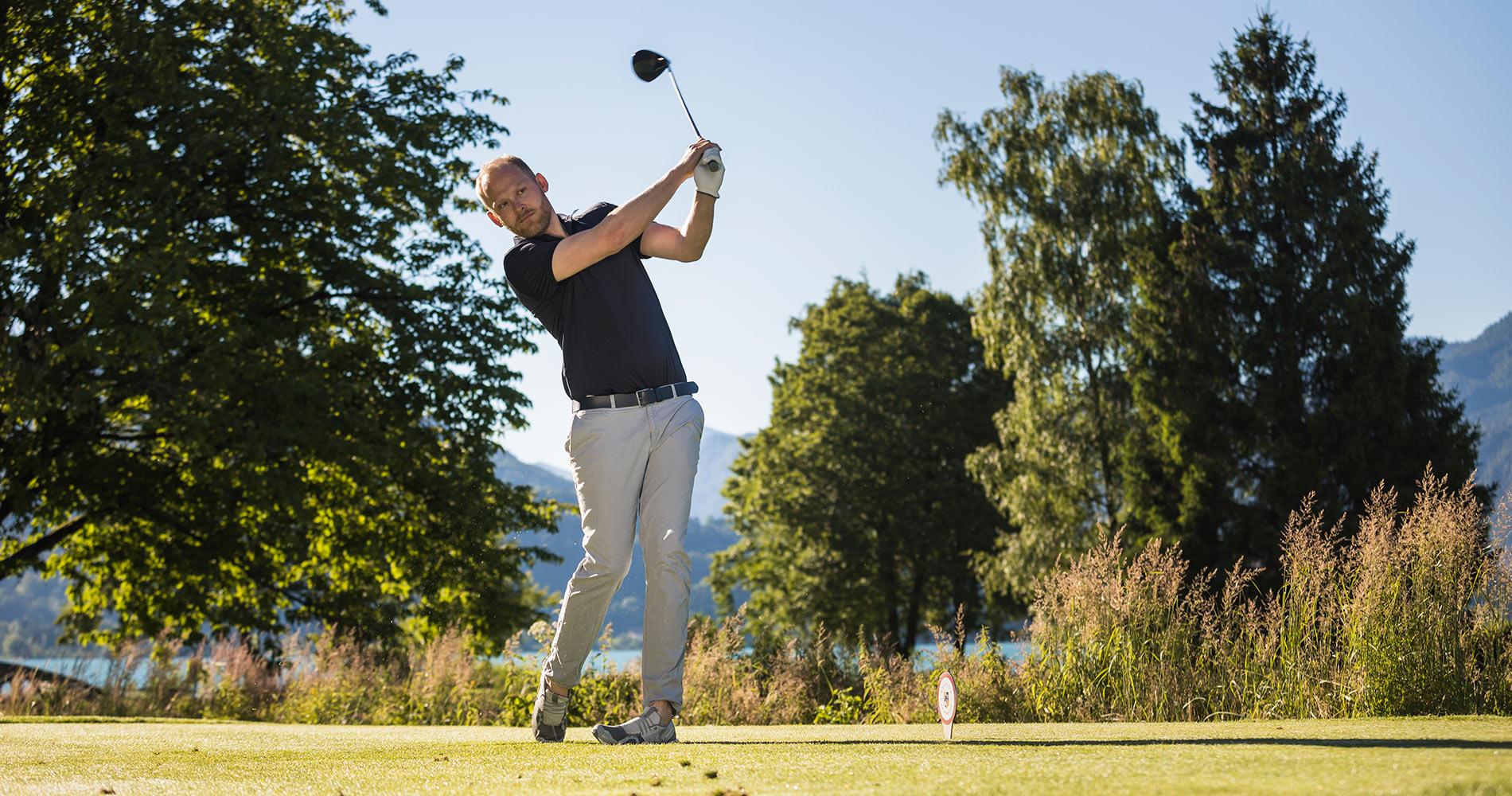 Komperdell Golfschläger Custom Fitting