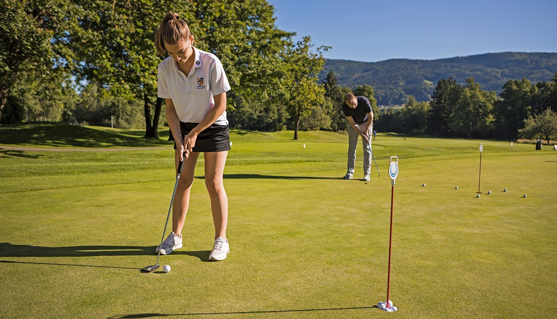 soft touch putter komperdell golf