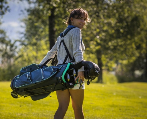 ZELOS CUSTOM SET ADVANCED Komperdell Golf